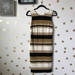 🆕Banana Republic Stripe Shift Dress